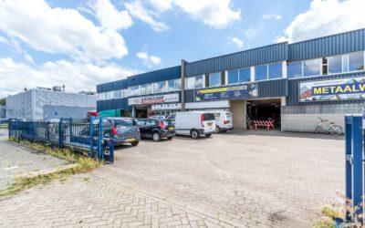 URBAN INDUSTRIAL KOOPT BEDRIJFSPAND AAN DE STEKKENBERGWEG 8 IN AMSTERDAM