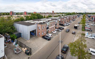 URBAN INDUSTRIAL KOOPT BEDRIJFSVERZAMELCOMPLEX VAN RUIM 4.000 M² AAN IN ROTTERDAM