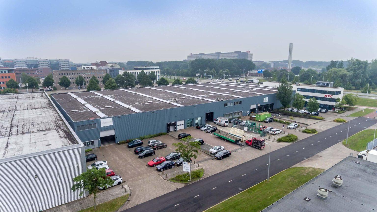 Bedrijfsruimte Schurenbergweg 5-9