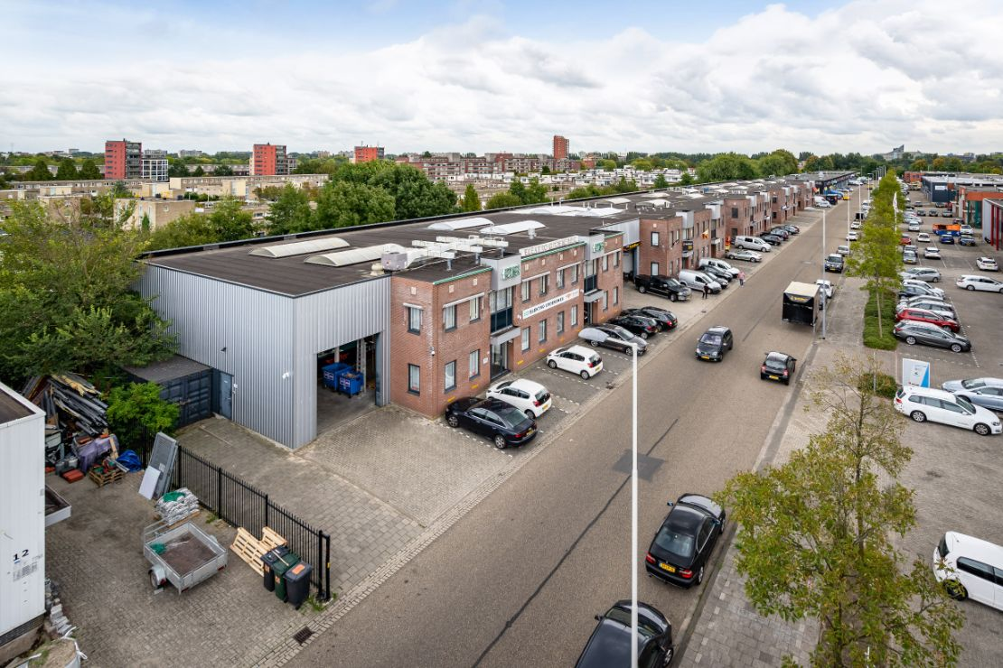 Bedrijfsruimte Anthonetta Kuijlstraat 32-50