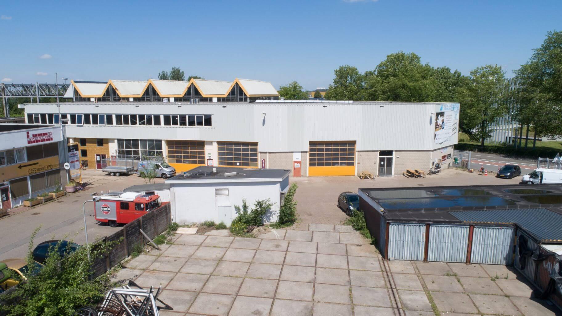 Bedrijvencomplex Nijverheidsweg 4-6