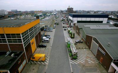 Urban Industrial verwerft bedrijfsgebouw in de Spaanse Polder in Rotterdam
