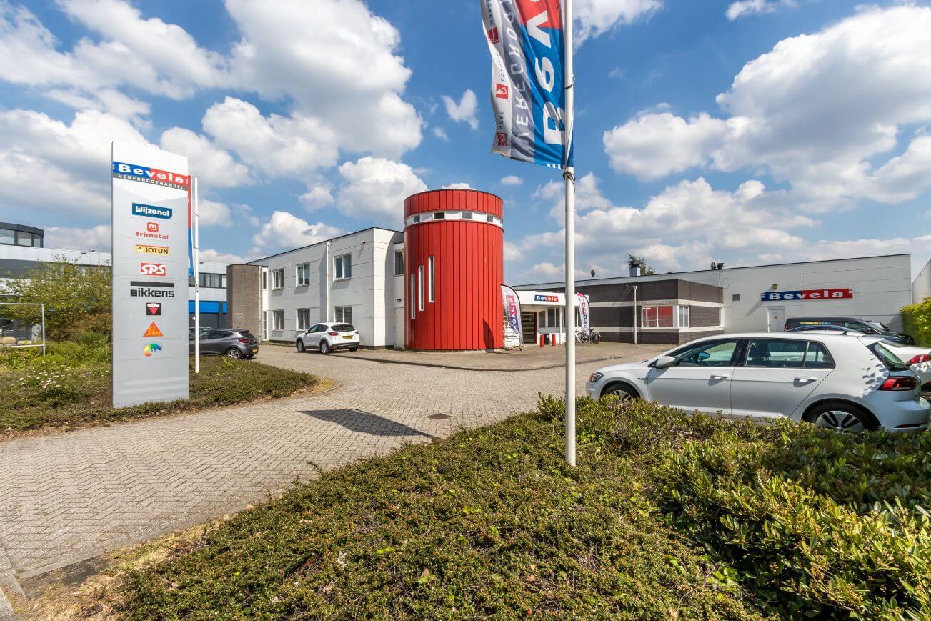 Kantoor- en Bedrijfsruimtes Niels Bohrweg 171