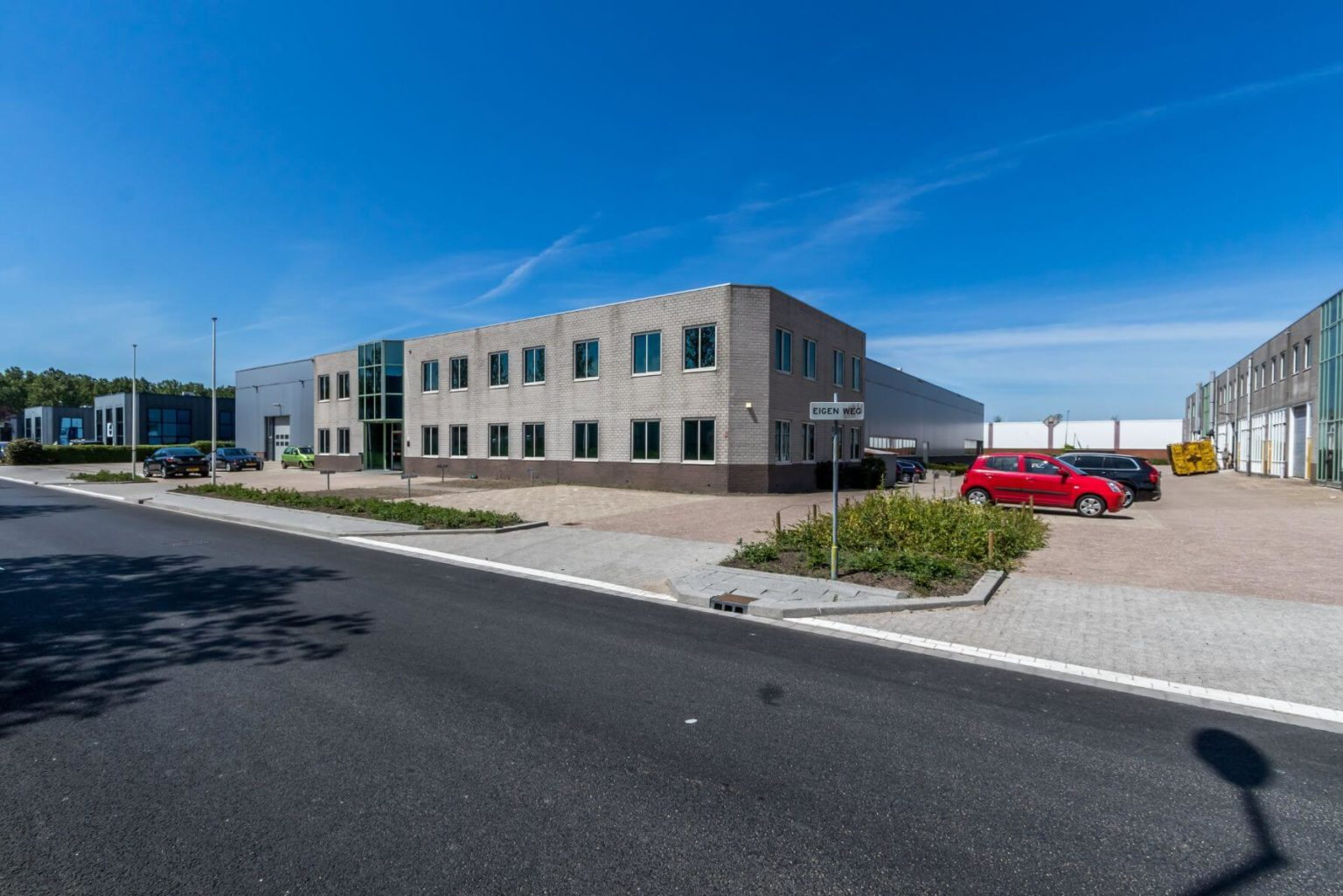 Bedrijfs- en Kantoorruimte Corkstraat 11 - Urban Industrial