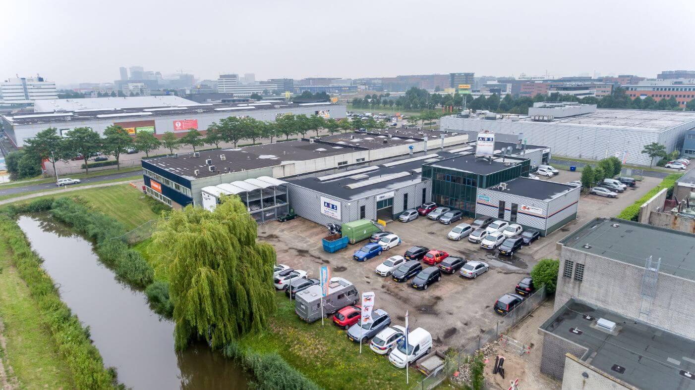 Bedrijfs- en Kantoorruimte Schurenbergweg 12-14