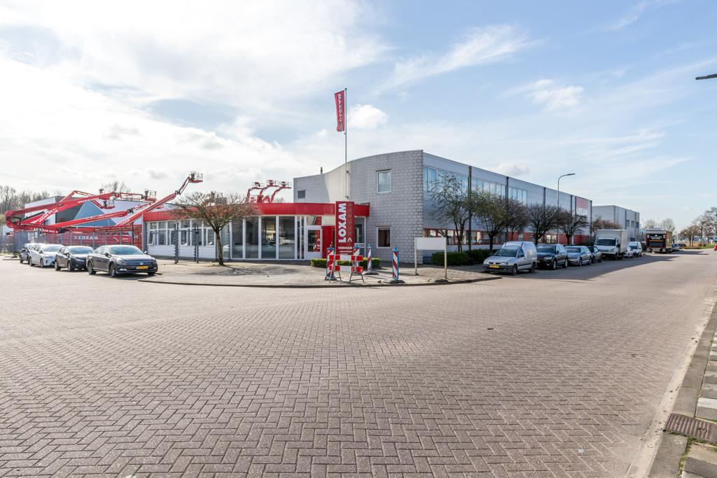 Kantoor- en Bedrijfsruimte Dokwerkerstraat 4