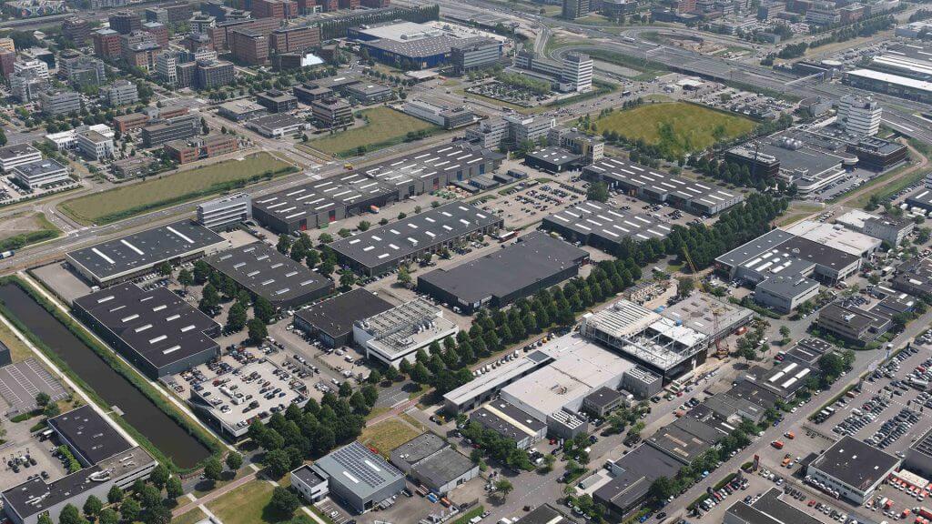 Bedrijfsruimtes Amstel Gateway