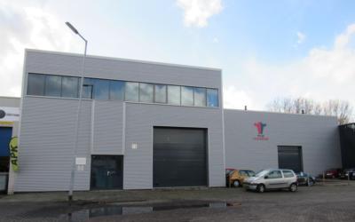 Urban Industrial koopt bedrijfsruimte aan de Vlambloem 101-103 te Rotterdam