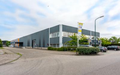 Urban Industrial koopt bedrijfspand aan de Zonnebaan 30 te Utrecht